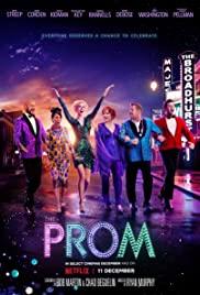 ดูหนังออนไลน์ฟรี The Prom | เดอะ พรอม (2020)